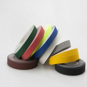 Antislip tape Custom met fijne antislip korrel 25 mm