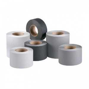 Antislip tape Aqua - zachte korrel 25 mm