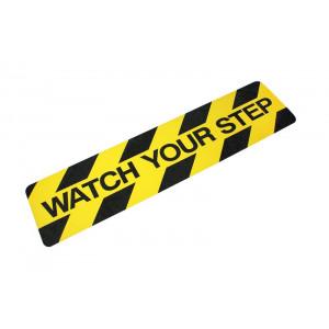 Anti slip traptrede fijne korrel-Watch-150x610 mm